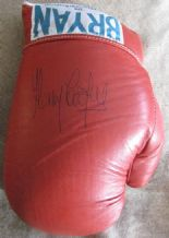 Henry Cooper Autograph Signed Boxing Glove